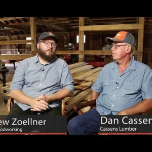 Milling Your Own Lumber - A Conversation with Dan Cassens